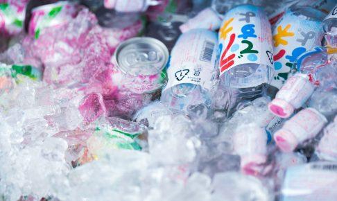 甘い清涼飲料水に注意